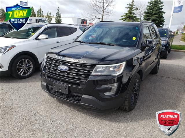 2017 Ford Explorer Sport (Stk: U286A) in Barrie - Image 1 of 5