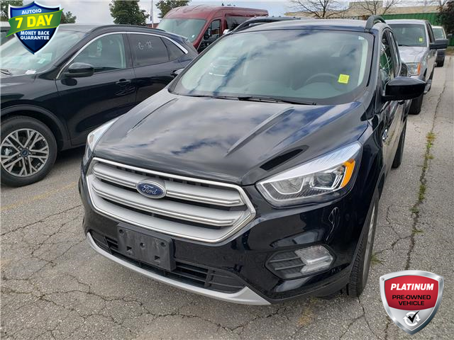 2018 Ford Escape SEL (Stk: U0877A) in Barrie - Image 1 of 5