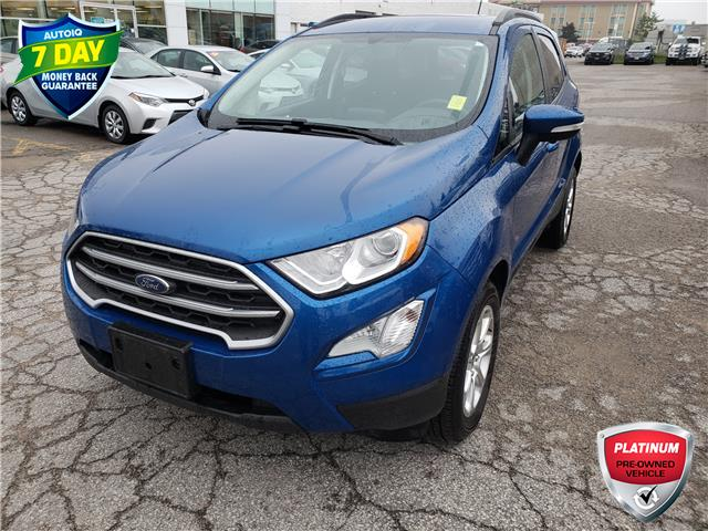 2018 Ford EcoSport SE (Stk: U0568A) in Barrie - Image 1 of 5