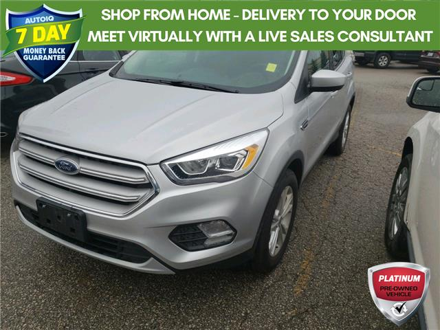 2019 Ford Escape SEL (Stk: 6670) in Barrie - Image 1 of 5