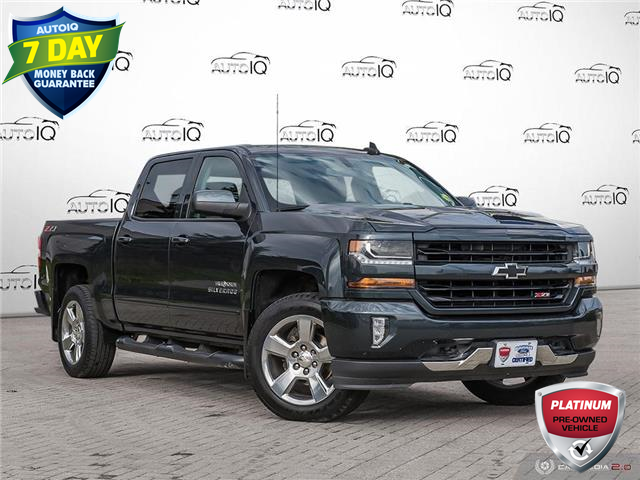 2018 Chevrolet Silverado 1500  (Stk: U1028A) in Barrie - Image 1 of 27