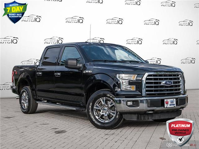 2016 Ford F-150 XL (Stk: U0632A) in Barrie - Image 1 of 27