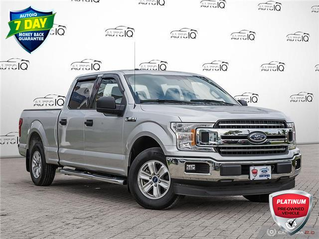 2018 Ford F-150 XLT (Stk: U0603A) in Barrie - Image 1 of 27