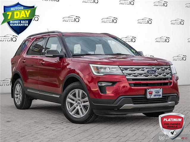 2018 Ford Explorer XLT (Stk: U0000A) in Barrie - Image 1 of 26