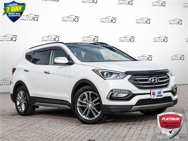 2017 Hyundai Santa Fe Sport  (Stk: U0605A) in Barrie - Image 1 of 27