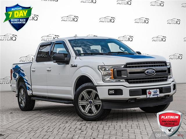 2018 Ford F-150 XL (Stk: U1000A) in Barrie - Image 1 of 26