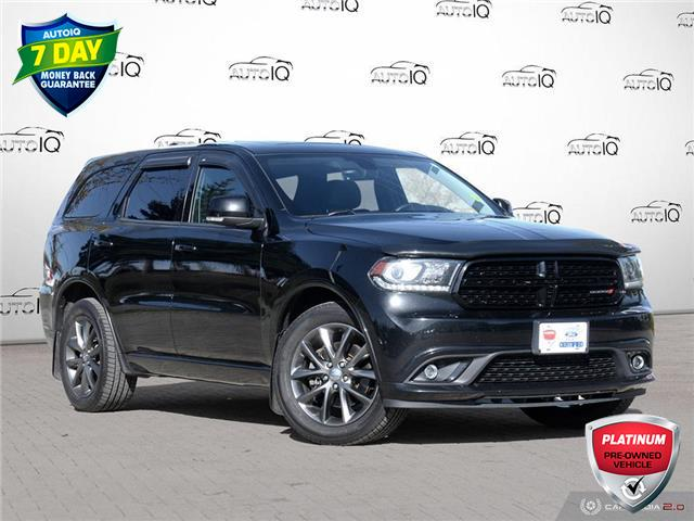 2017 Dodge Durango GT (Stk: U0386A) in Barrie - Image 1 of 27