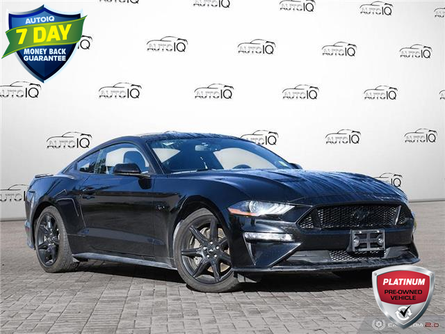 2018 Ford Mustang  (Stk: U0517BX) in Barrie - Image 1 of 27