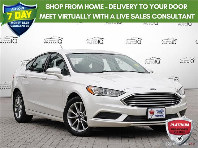 2017 Ford Fusion SE (Stk: U056A) in Barrie - Image 1 of 27