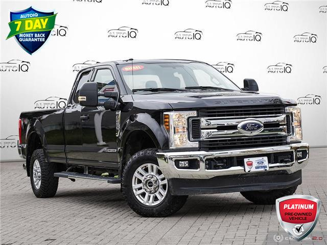 2018 Ford F-250 XLT (Stk: U1108B) in Barrie - Image 1 of 27