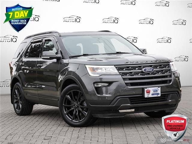 2019 Ford Explorer XLT (Stk: 6696) in Barrie - Image 1 of 27