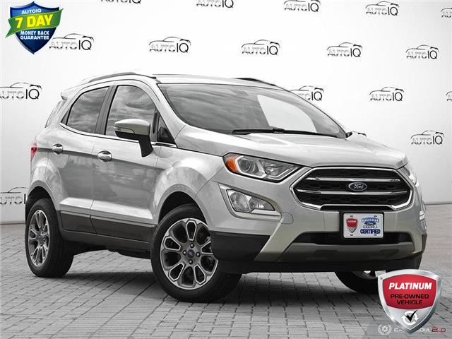 2018 Ford EcoSport Titanium (Stk: 6579R) in Barrie - Image 1 of 30