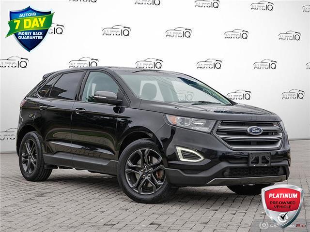 2018 Ford Edge SEL (Stk: U1221A) in Barrie - Image 1 of 27