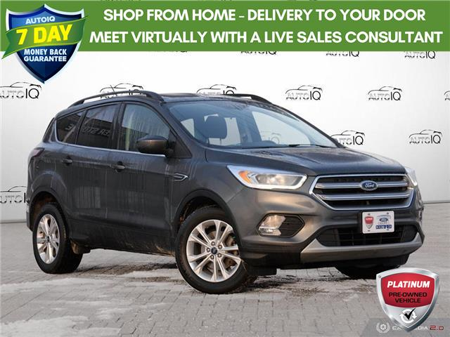 2017 Ford Escape SE (Stk: U1189AX) in Barrie - Image 1 of 26
