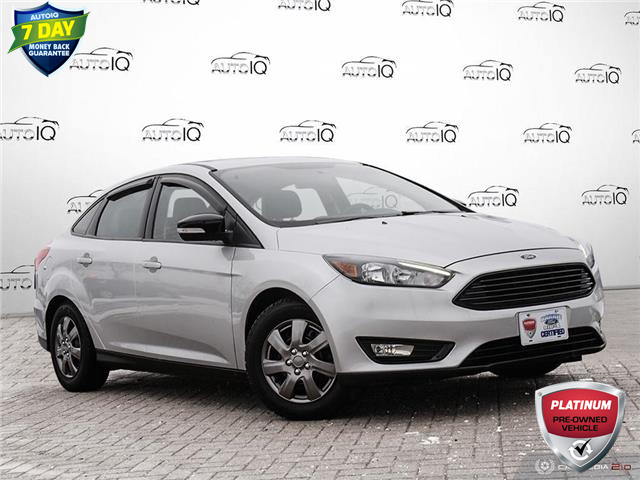 2018 Ford Focus SEL (Stk: U1283A) in Barrie - Image 1 of 25