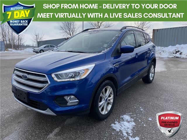 2017 Ford Escape SE (Stk: U1084AX) in Barrie - Image 1 of 19