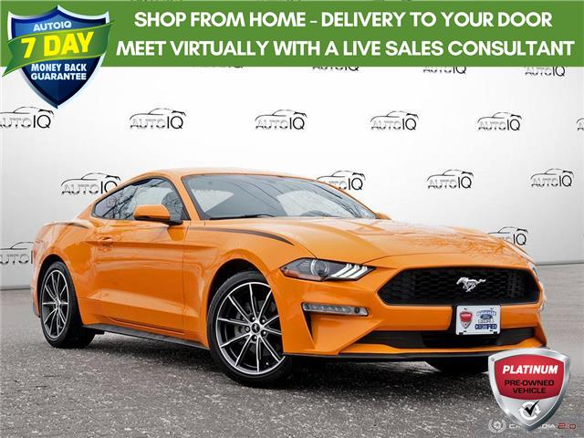 2018 Ford Mustang EcoBoost Premium (Stk: U060A) in Barrie - Image 1 of 27
