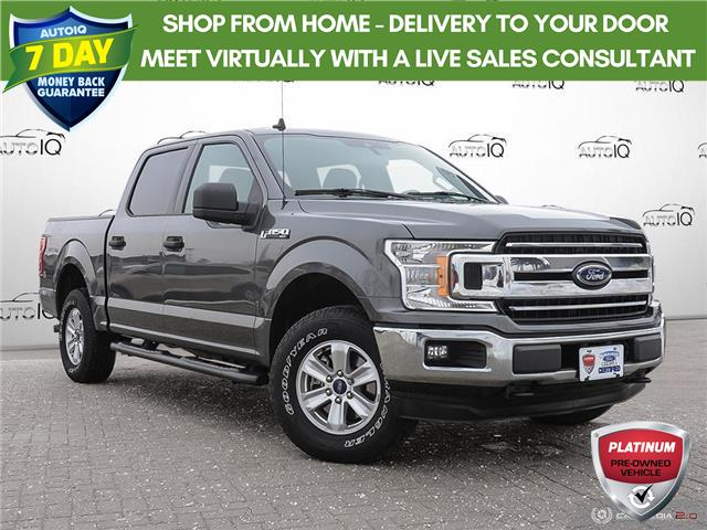 2019 Ford F-150 XLT (Stk: W0266A) in Barrie - Image 1 of 25