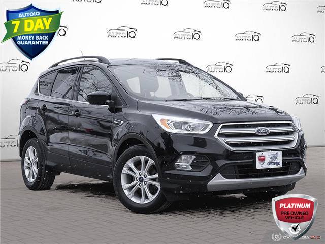 2018 Ford Escape SEL (Stk: 6795L) in Barrie - Image 1 of 27