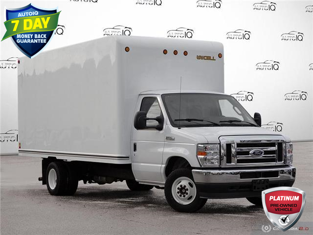 2021 Ford E-450 Cutaway Base (Stk: 6813R) in Barrie - Image 1 of 21