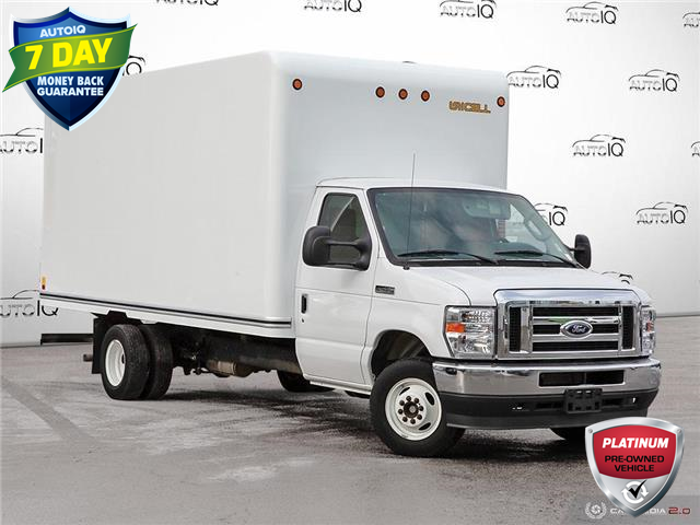 2021 Ford E-450 Cutaway Base (Stk: 6814R) in Barrie - Image 1 of 19