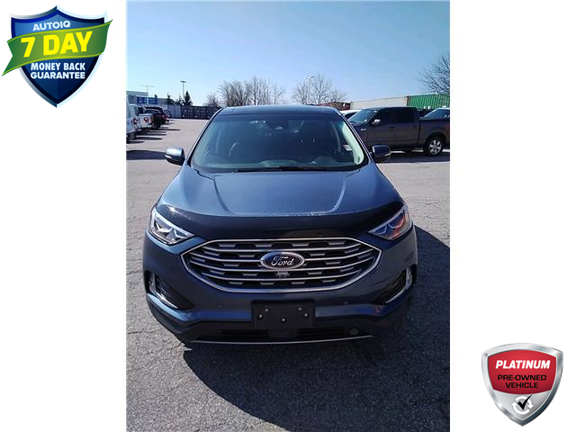 2019 Ford Edge Titanium (Stk: W0515A) in Barrie - Image 1 of 34