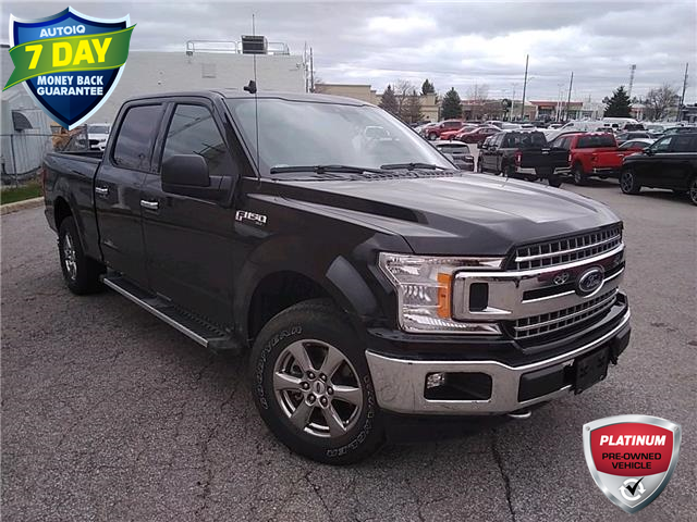 2020 Ford F-150 XLT (Stk: W0571A) in Barrie - Image 1 of 30