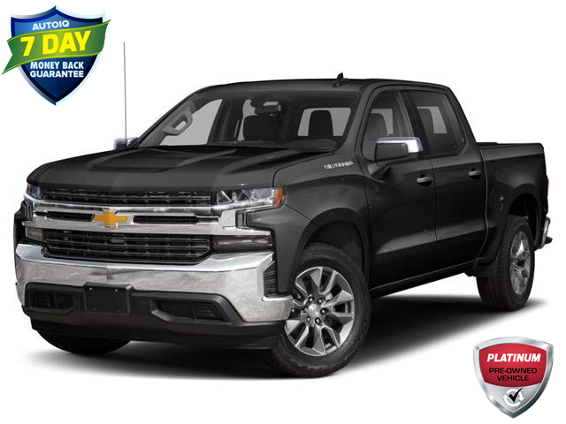 2020 Chevrolet Silverado 1500 LTZ (Stk: W0666A) in Barrie - Image 1 of 9