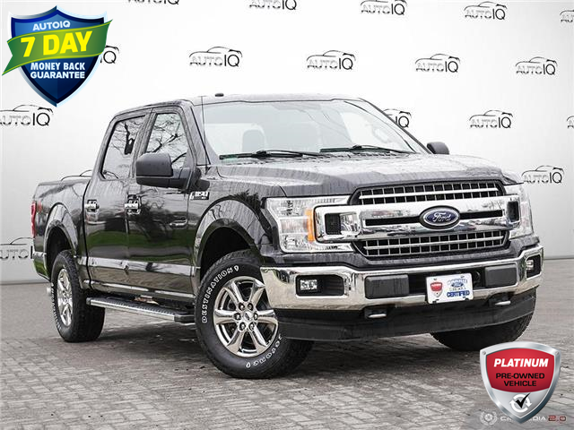 2018 Ford F-150 XLT (Stk: W0535A) in Barrie - Image 1 of 26