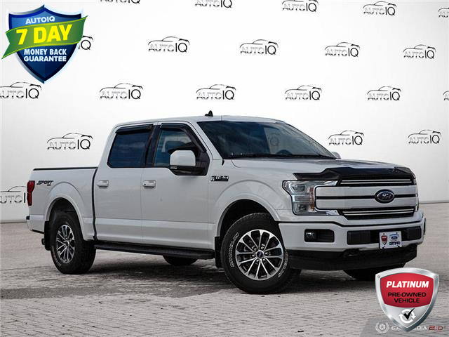 2019 Ford F-150 Lariat (Stk: W0372A) in Barrie - Image 1 of 26