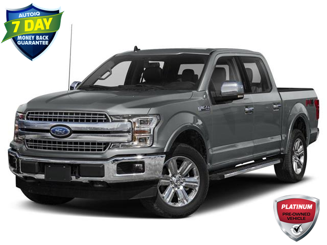 2019 Ford F-150 Lariat (Stk: W0763AJ) in Barrie - Image 1 of 10