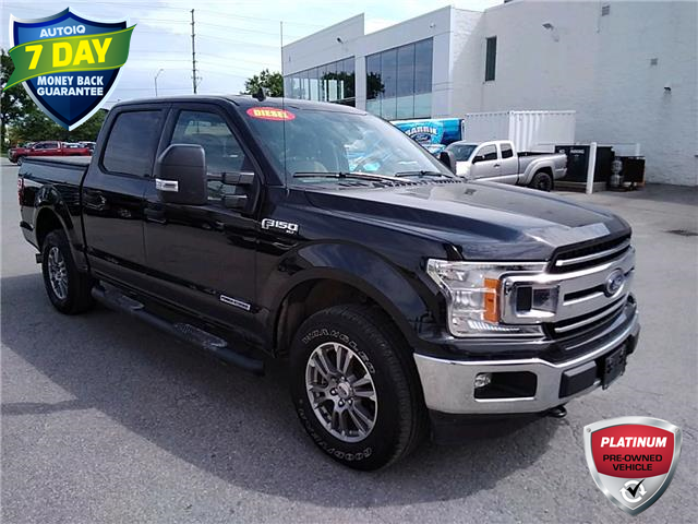 2019 Ford F-150 XLT (Stk: W0298A) in Barrie - Image 1 of 34