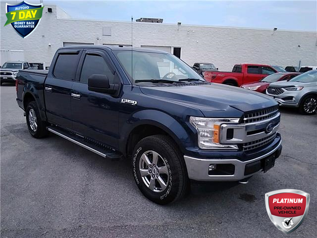 2018 Ford F-150 XLT (Stk: W0594A) in Barrie - Image 1 of 29