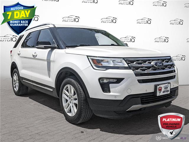 2018 Ford Explorer XLT (Stk: W0199A) in Barrie - Image 1 of 25