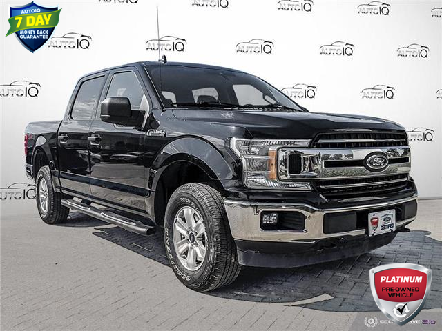 2019 Ford F-150 XLT (Stk: W0323A) in Barrie - Image 1 of 24