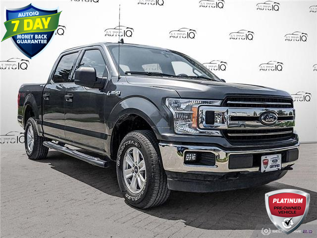 2019 Ford F-150 XLT (Stk: W0642AX) in Barrie - Image 1 of 25