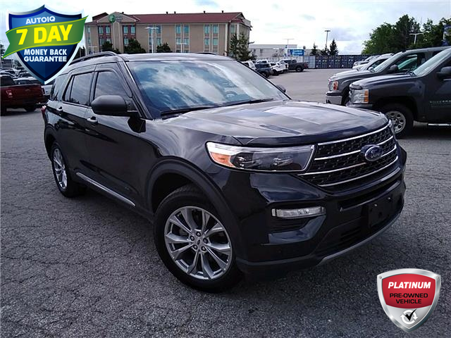2020 Ford Explorer XLT (Stk: W0832A) in Barrie - Image 1 of 26