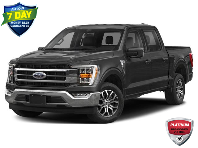 2021 Ford F-150 Lariat (Stk: W0640A) in Barrie - Image 1 of 44