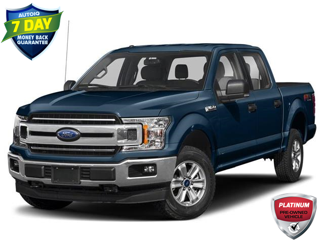 2019 Ford F-150 XLT (Stk: W0836A) in Barrie - Image 1 of 10