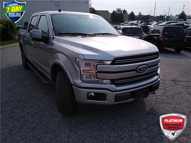 2020 Ford F-150 Lariat (Stk: W0818A) in Barrie - Image 1 of 23