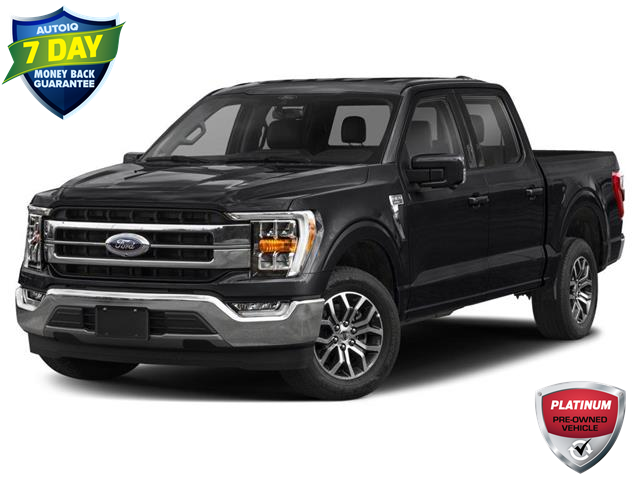 2021 Ford F-150 Lariat (Stk: W0595A) in Barrie - Image 1 of 32