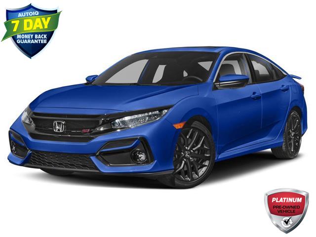 2020 Honda Civic Si Base (Stk: W0785A) in Barrie - Image 1 of 29