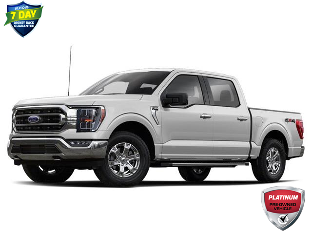 2021 Ford F-150 Lariat (Stk: W0764A) in Barrie - Image 1 of 2