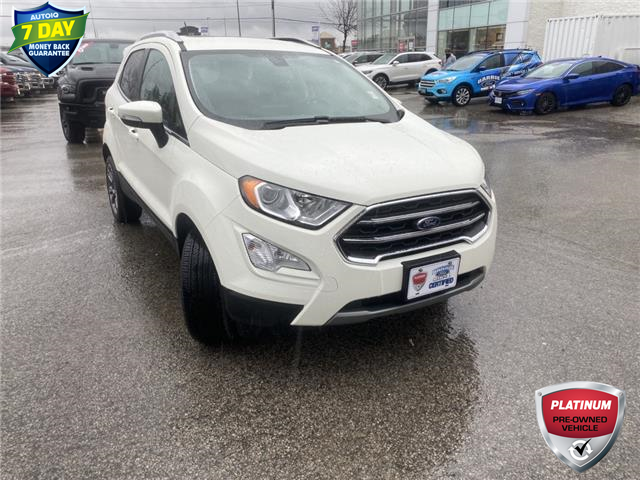 2020 Ford EcoSport Titanium (Stk: W1175A) in Barrie - Image 1 of 21