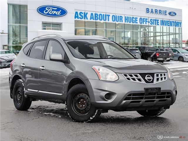 2012 Nissan Rogue S (Stk: T1673B) in Barrie - Image 1 of 22