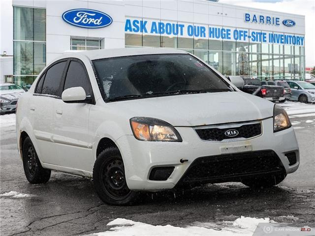 2011 Kia Rio EX (Stk: T1310C) in Barrie - Image 1 of 17