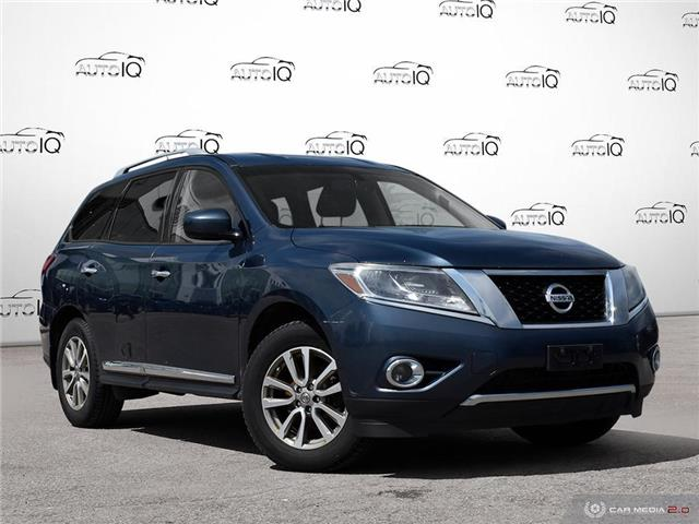 2014 Nissan Pathfinder Platinum (Stk: U0759A) in Barrie - Image 1 of 27
