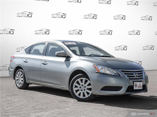 2014 Nissan Sentra  (Stk: U0237A) in Barrie - Image 1 of 8