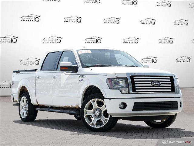 2011 Ford F-150 Lariat (Stk: U028AA) in Barrie - Image 1 of 29