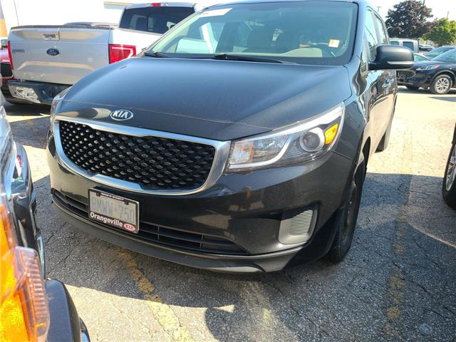 2015 Kia Sedona LX (Stk: U0680C) in Barrie - Image 1 of 3
